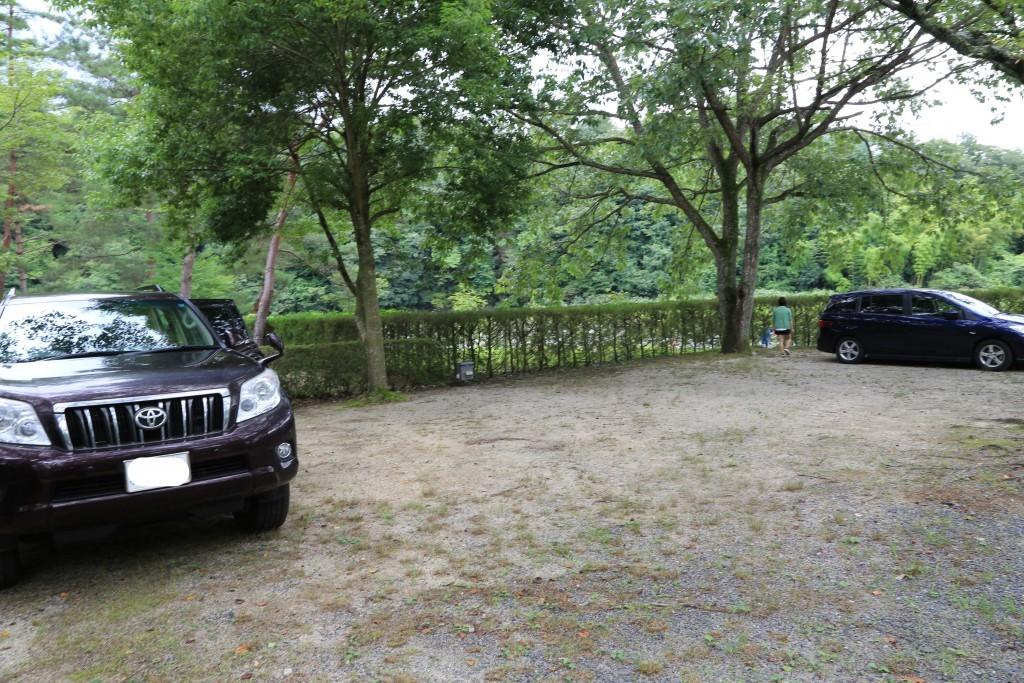 福岡ローマン渓谷オートキャンプ場区画サイト