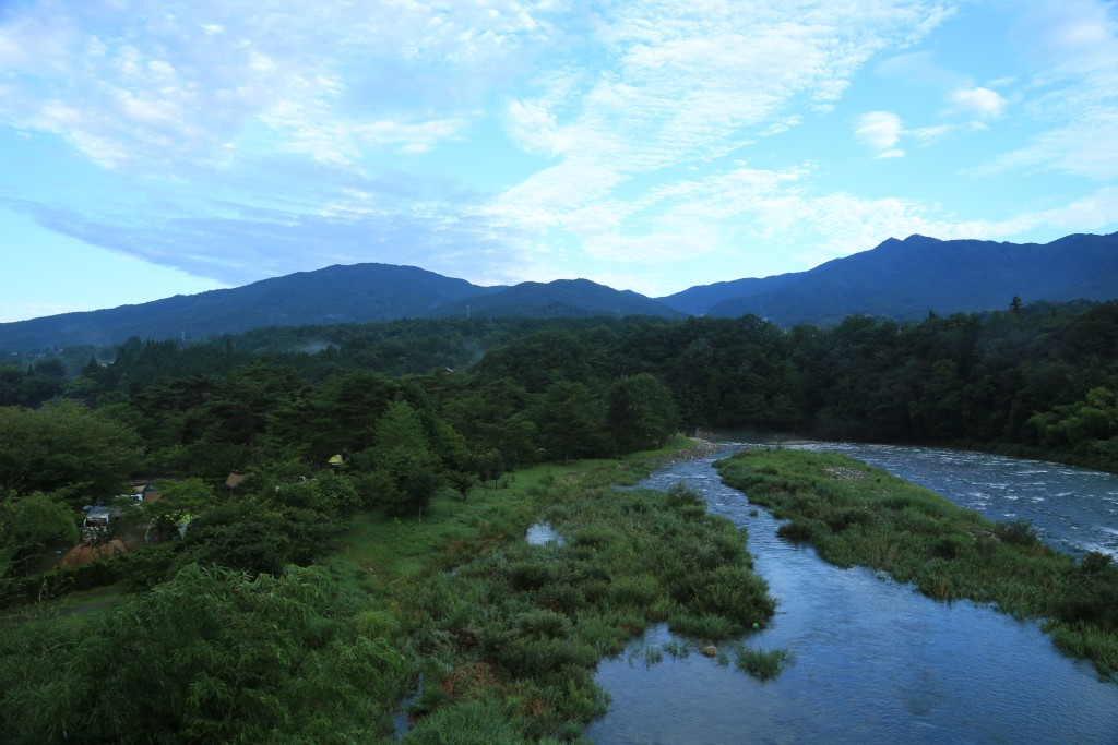 福岡ローマン渓谷キャンプ場