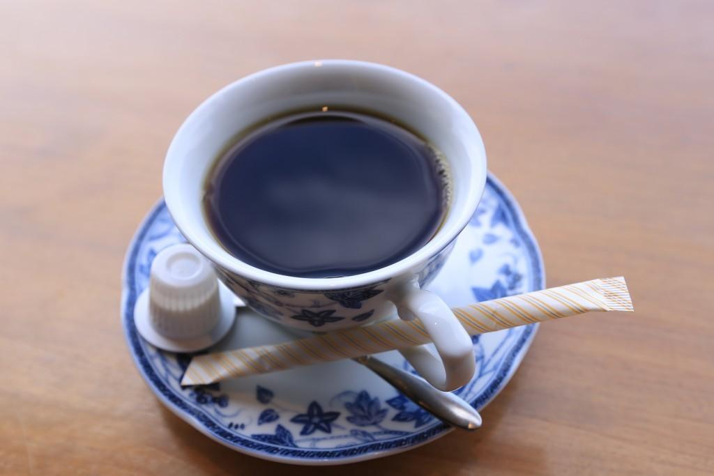 納屋のコーヒー