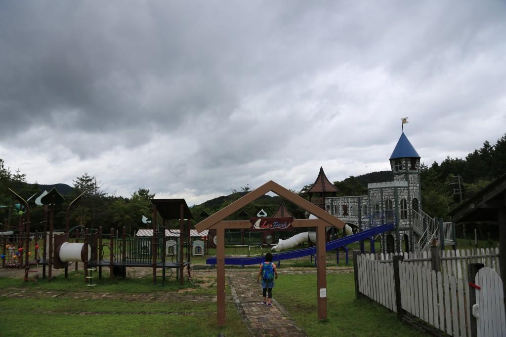 大型遊具 レオパーク