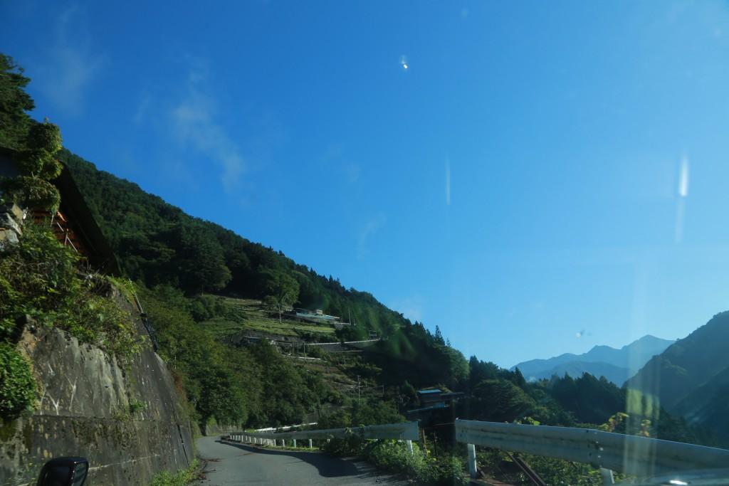 易老渡までの道3