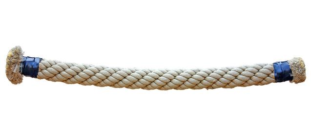 たわんだロープ