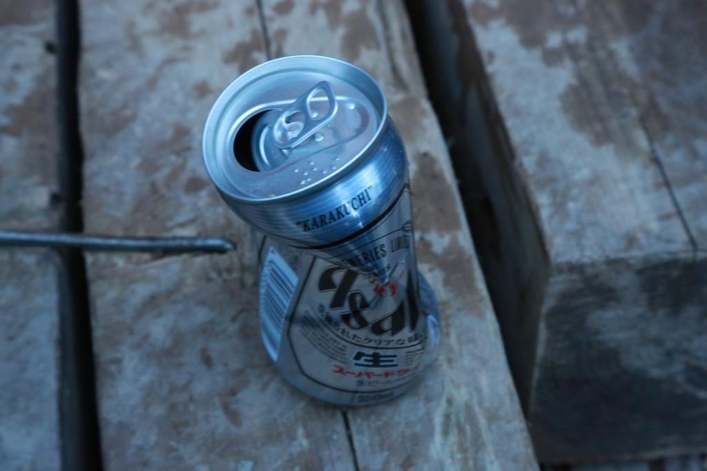 缶潰し機2