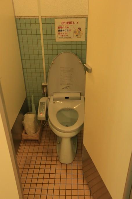 竜洋海洋公園 トイレ2