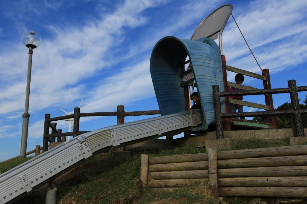 ローラー滑り台2