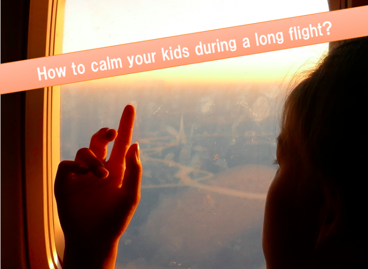 How to calm your kids