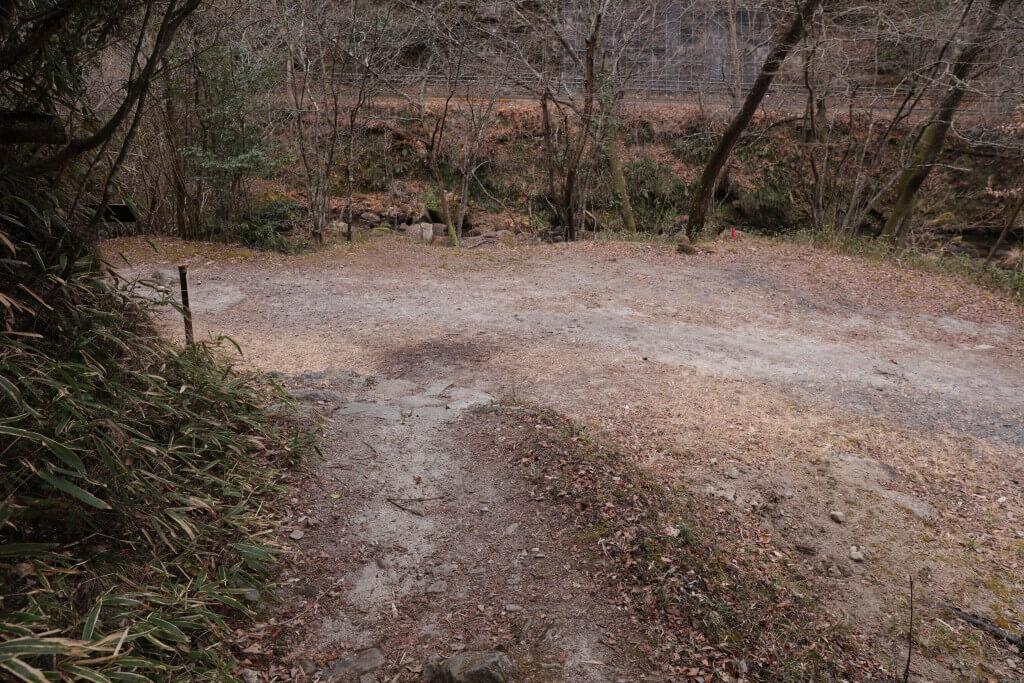 瀬戸大滝 分岐1