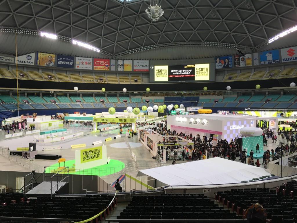 マラソンフェスティバル in ナゴヤドーム