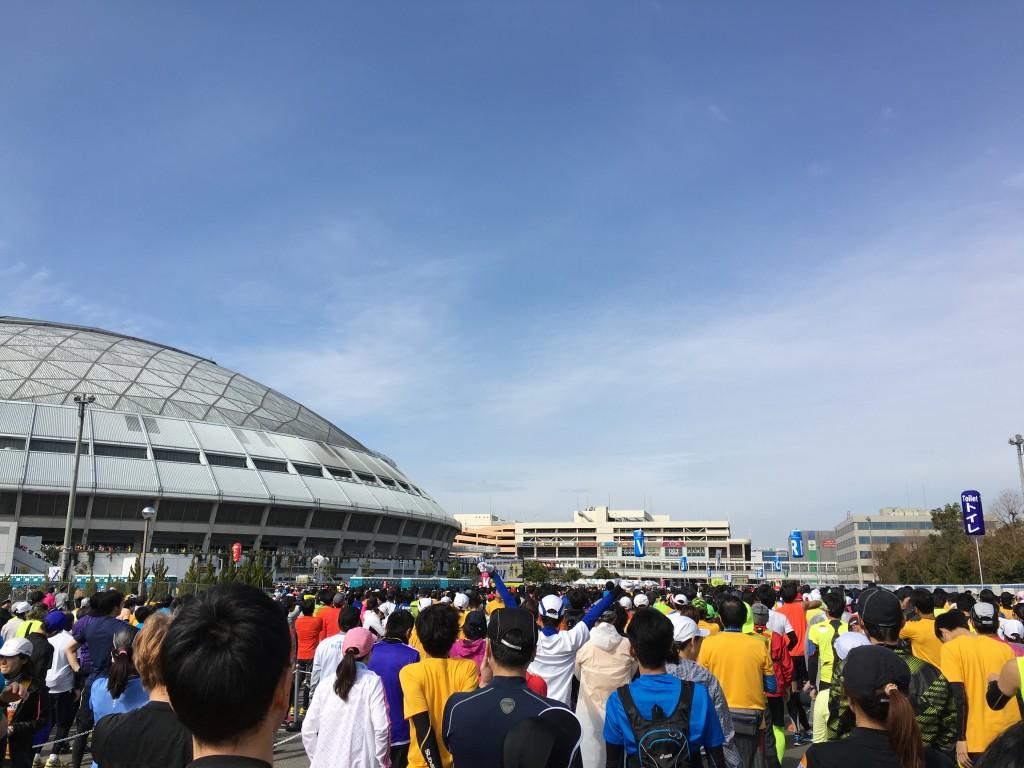 名古屋シティマラソン スタート地点