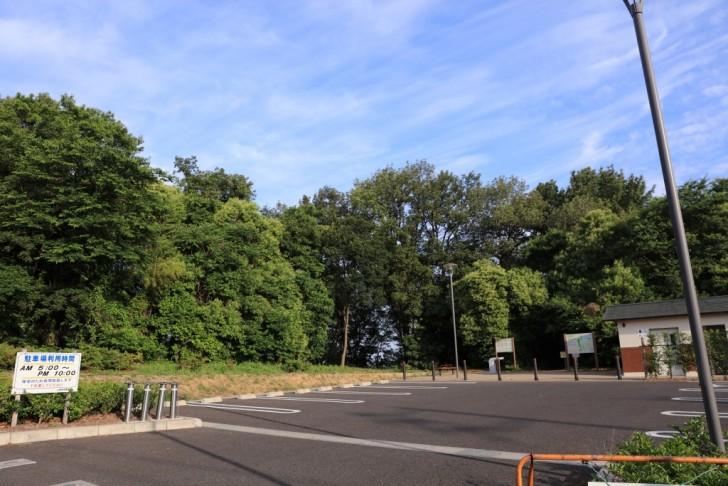 加木屋緑地 第1駐車場