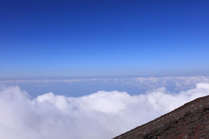 富士山登山 富士宮ルート 7号目