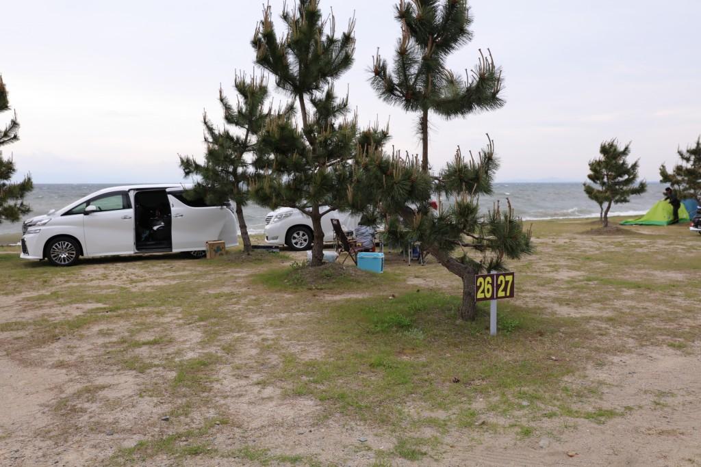 高木浜オートキャンプ場 ファミリーサイト