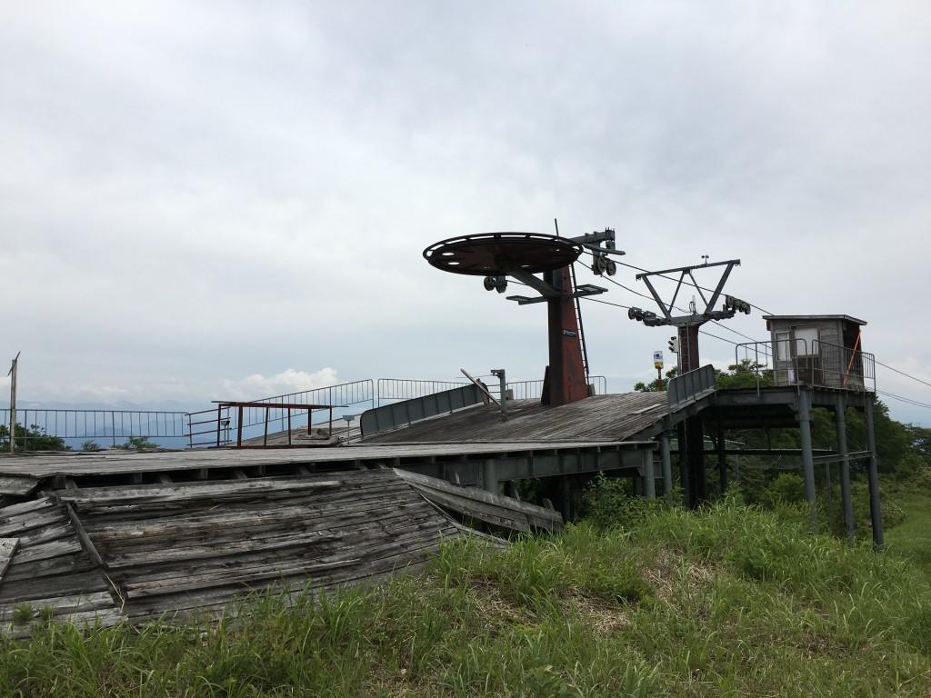 奥飛騨トレイルラン チェックポイント3