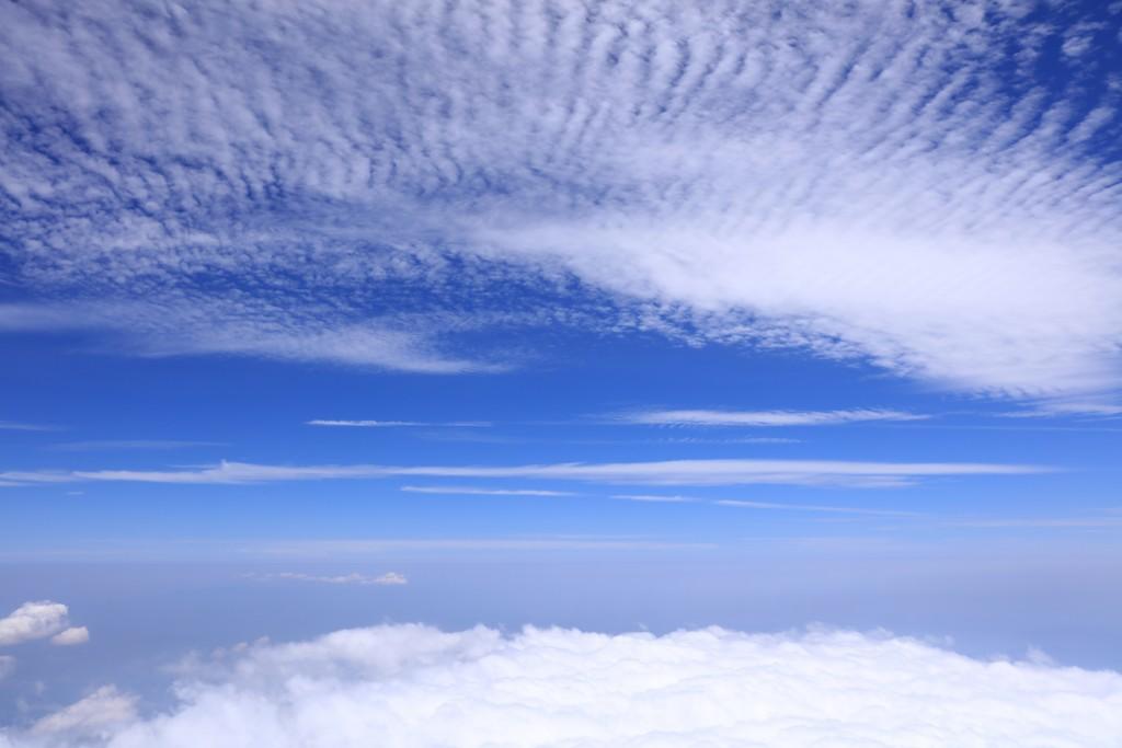 富士山山頂からの眺め3