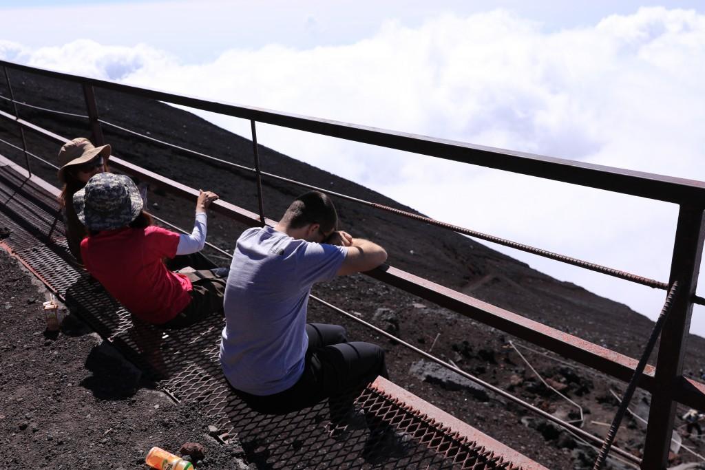 富士宮ルート 八合目4