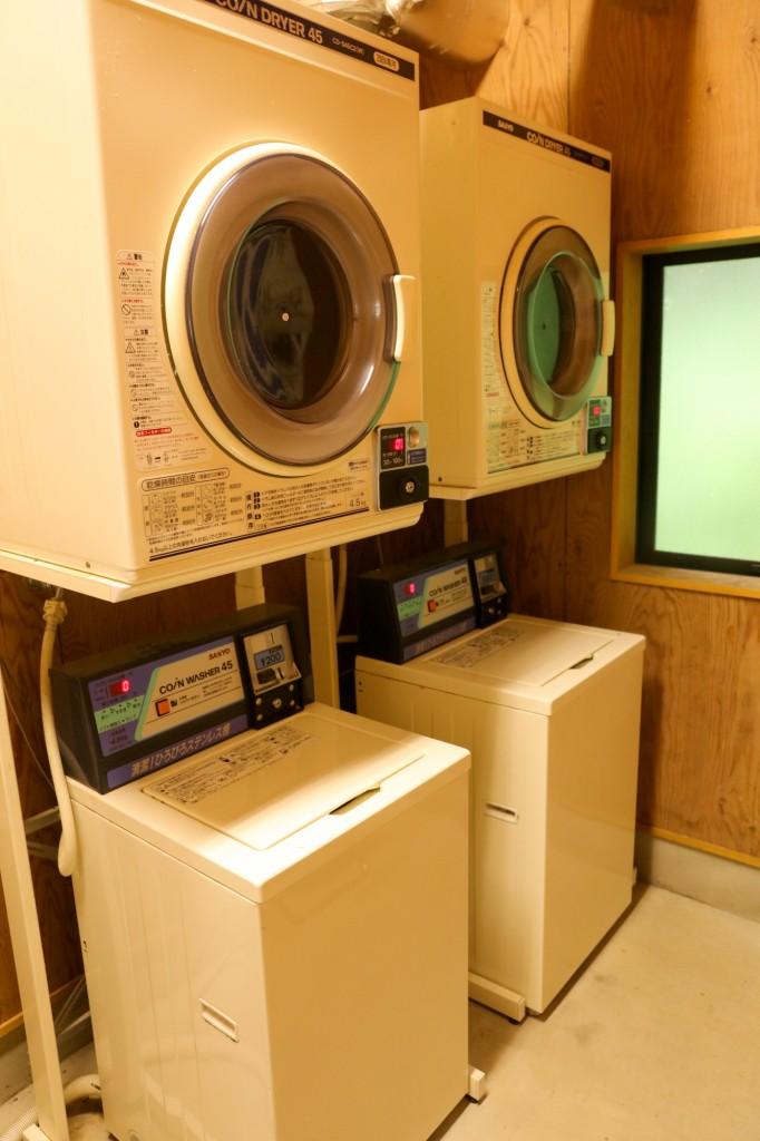 カオレオートキャンプ場 洗濯室2