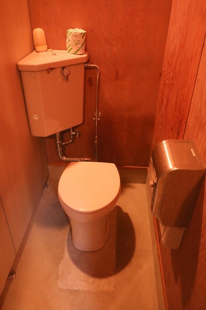 カオレオートキャンプ場 トイレ3
