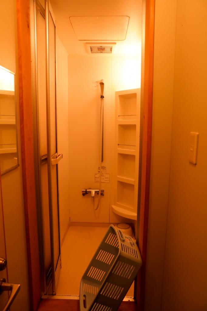 カオレオートキャンプ場 シャワー室2