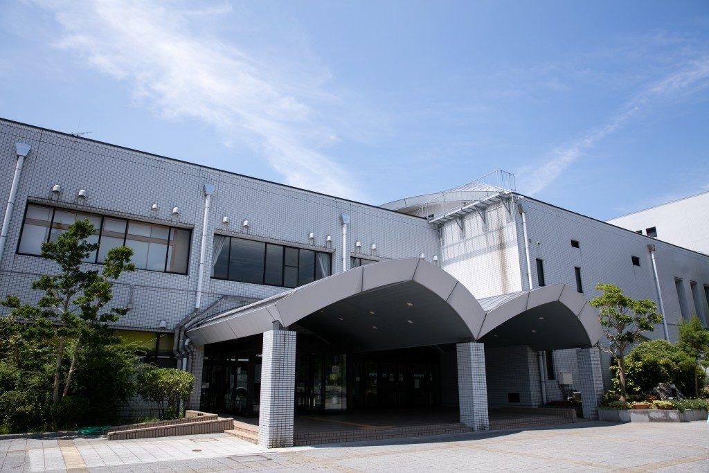 美浜町総合公園体育館