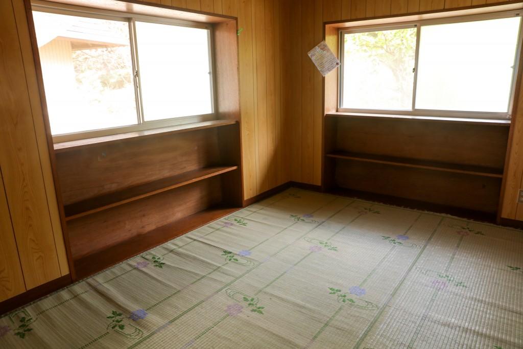 板取キャンプ場 バンガロー3