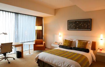 水原 ラマダプラザホテル 部屋1