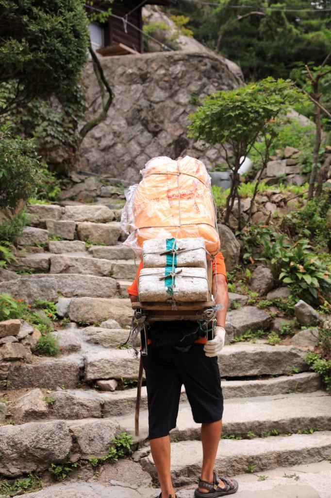北漢山で仙人と出会う1