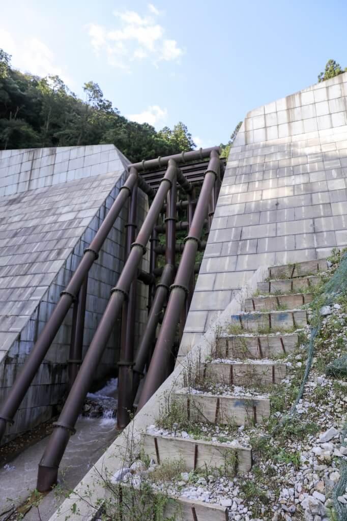 藤原岳 聖宝寺登山口2