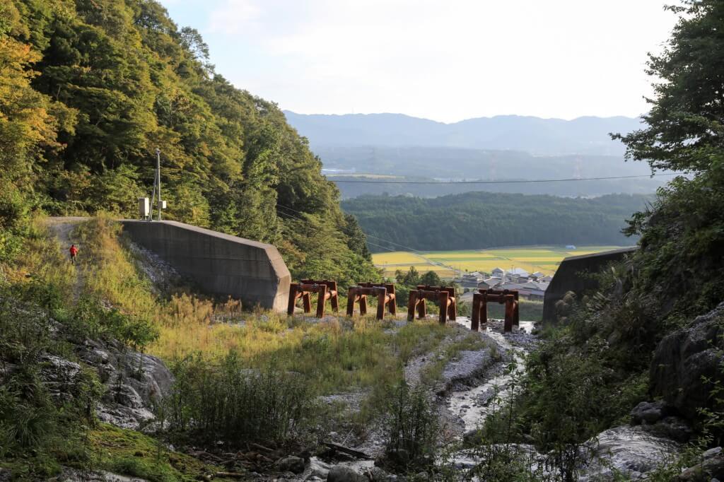 藤原岳 最後のダム