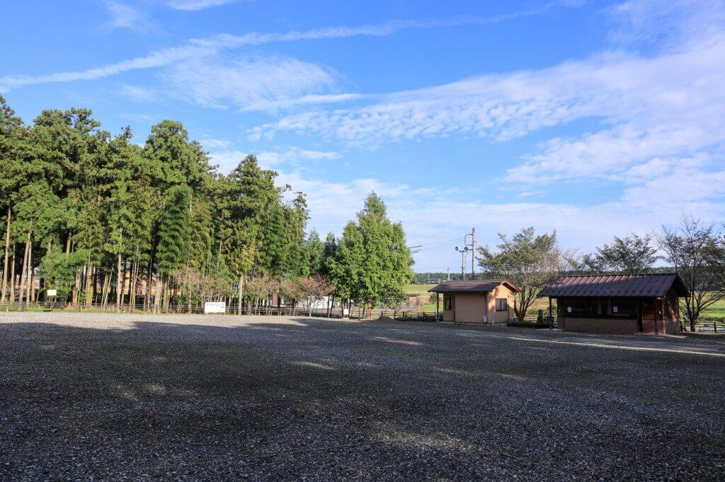 藤原岳 観光駐車場に戻る