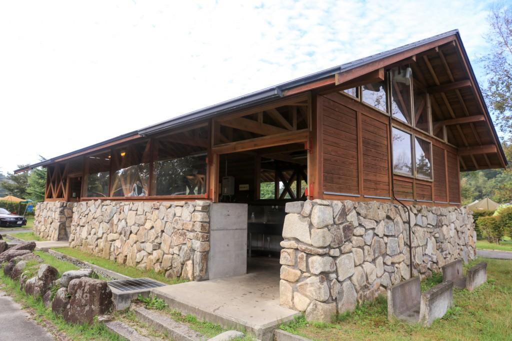 うるぎ星の森オートキャンプ場 サニタリーハウス3