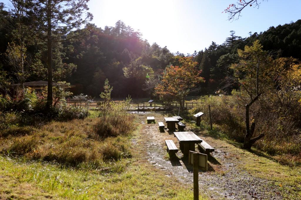 きららの森 休憩所4