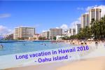 2016年ハワイ旅行前半まとめ オアフ島編