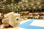 【正道会館空手】東海ライジングチャレンジカップで息子が初出場、初勝利!