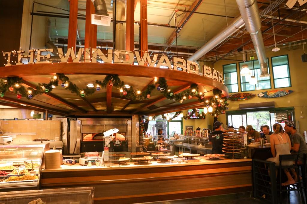 ホールフーズマーケット バー