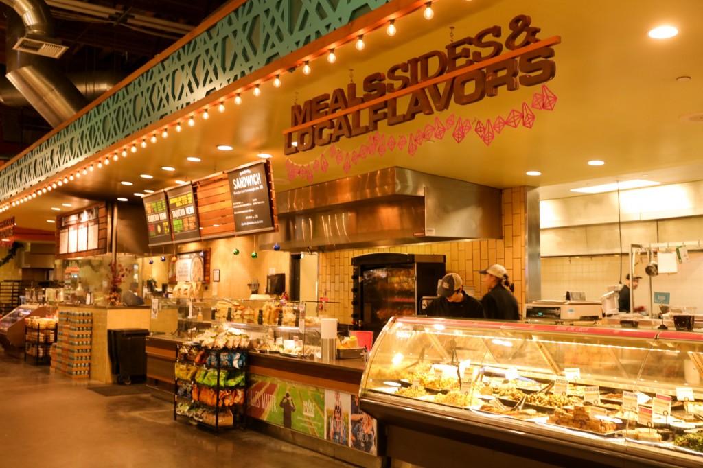 ホールフーズマーケット 精肉コーナー