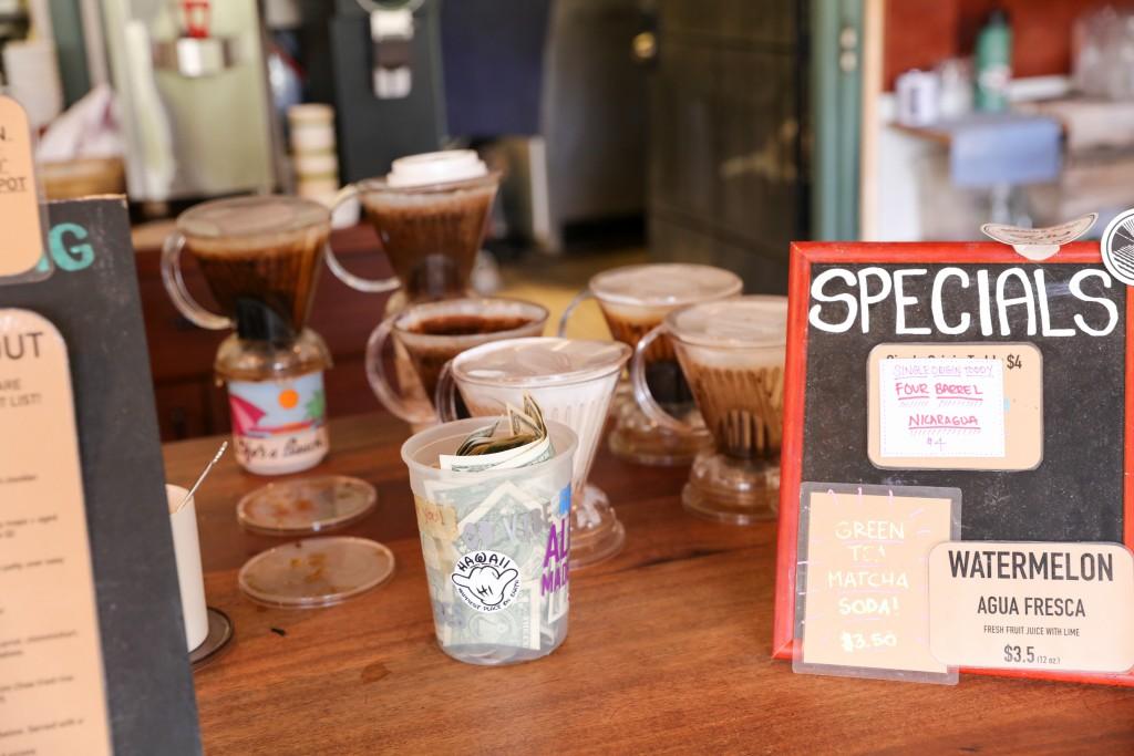 モーニンググラスコーヒープラスカフェ コーヒー2