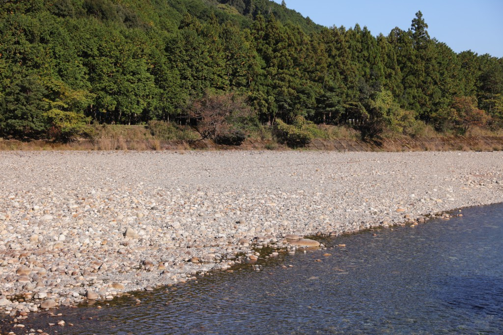 キャンプinn海山 銚子川