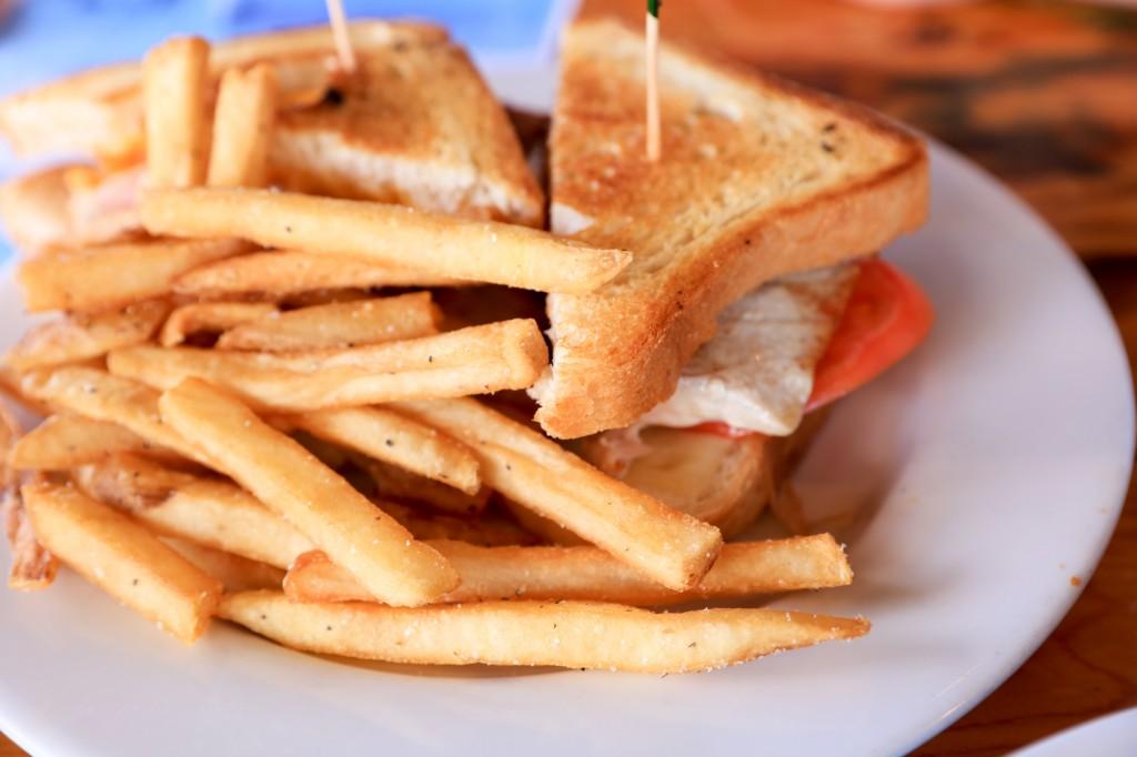 ルルズワイキキ サンドイッチ