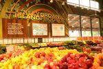 ホールフーズマーケット 野菜コーナー