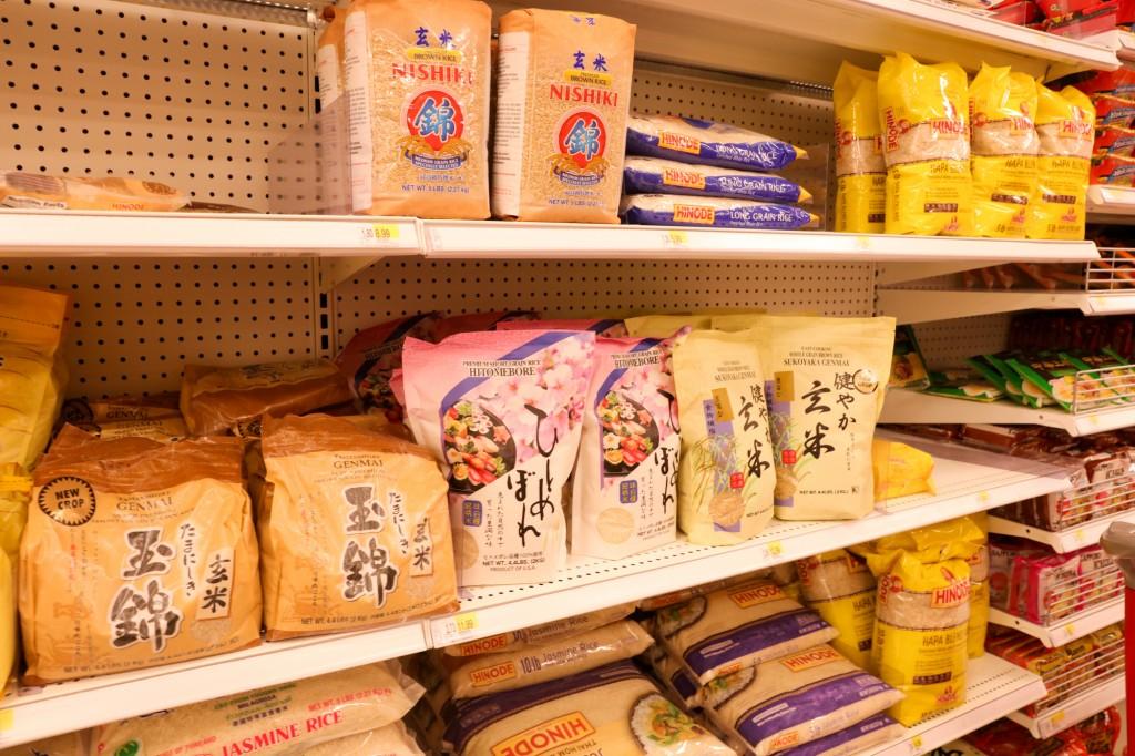 ターゲット カイルア店 日本食2