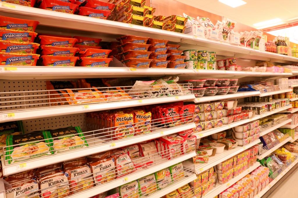 ターゲット カイルア店 日本食3