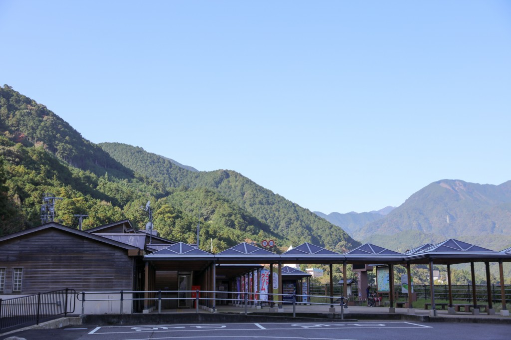 道の駅海山1
