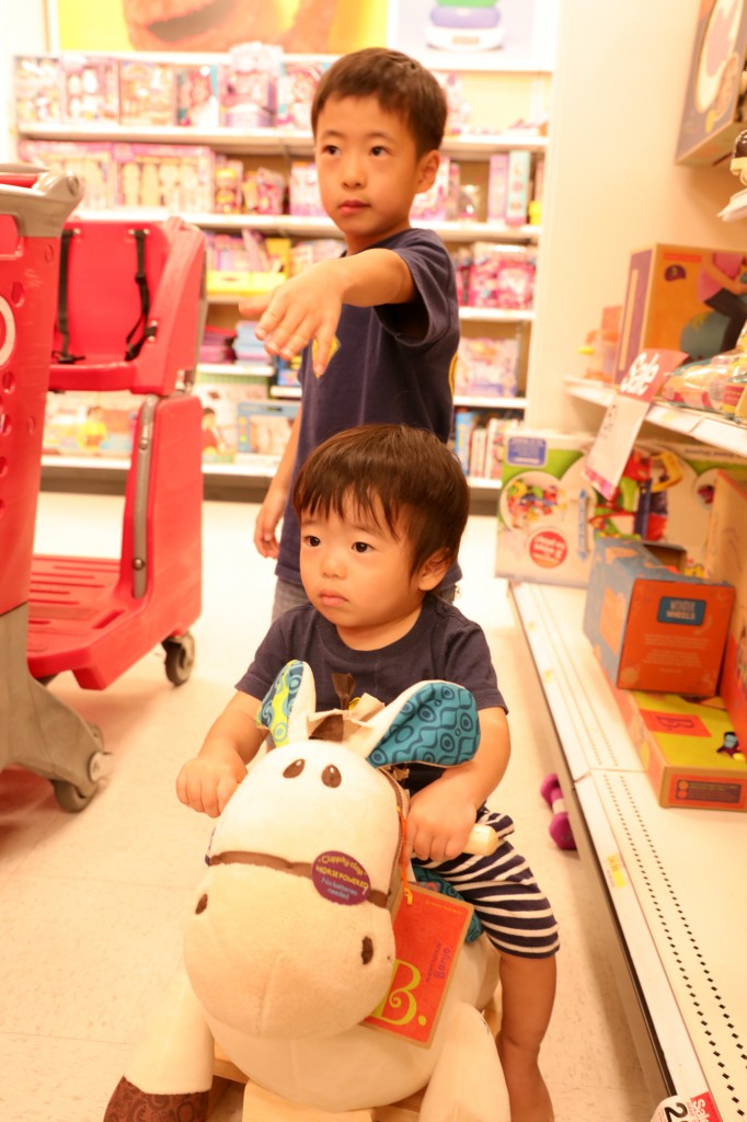 ターゲット カイルア店 おもちゃ