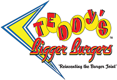 テディーズビガーバーガー ロゴ