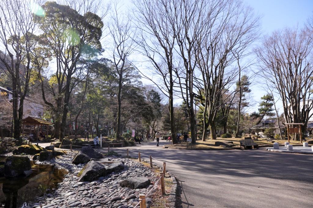 岐阜公園1