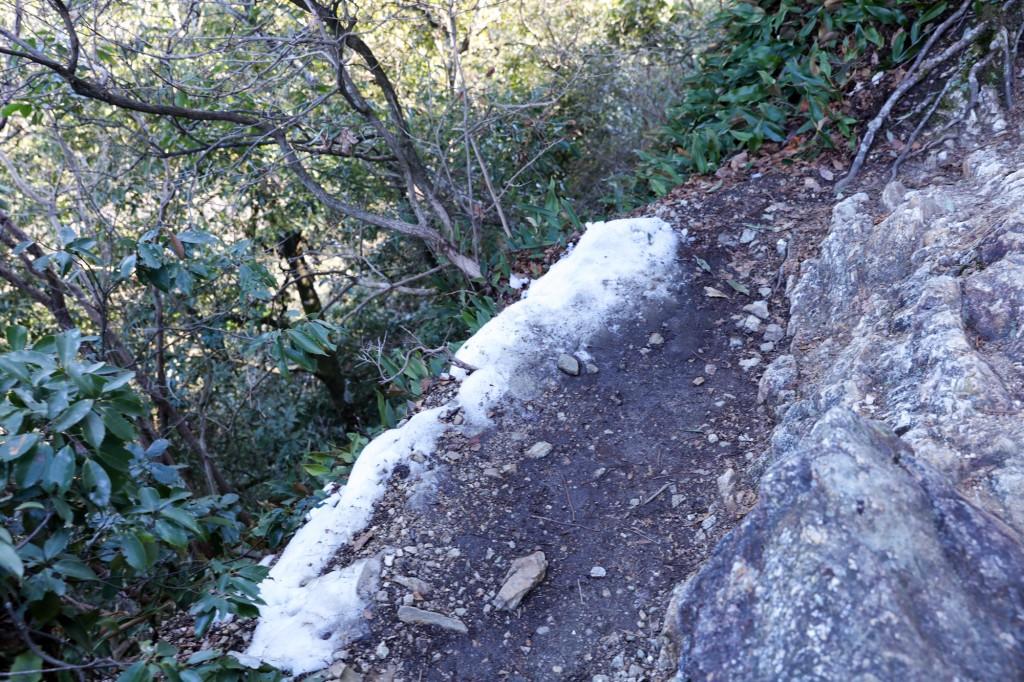 めい想の小径 登山道5
