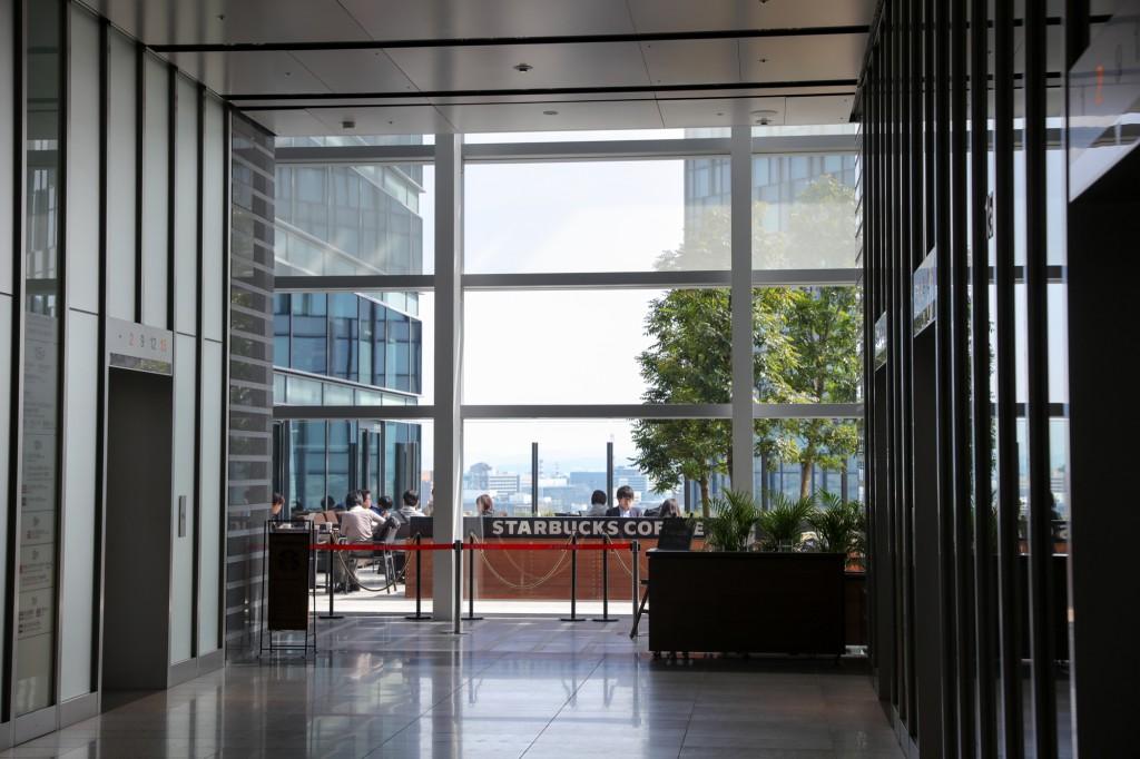 JRゲートタワー 15階