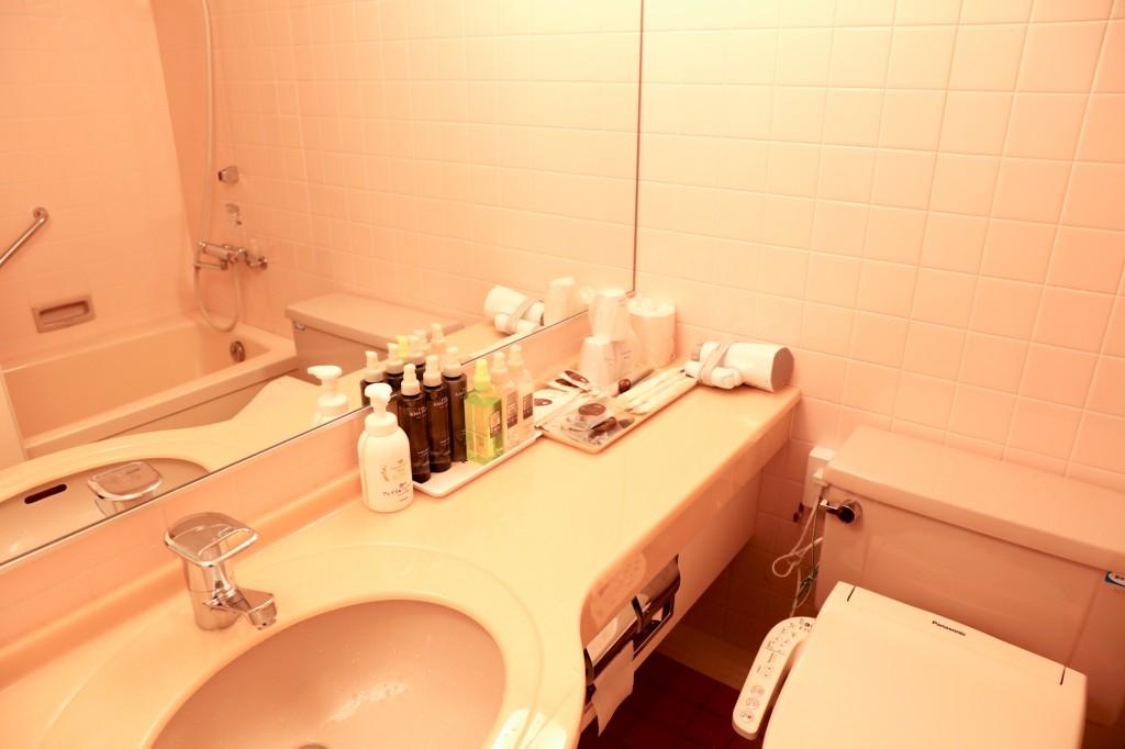 リブマックスリゾート瀬戸内シーフロント バスルーム
