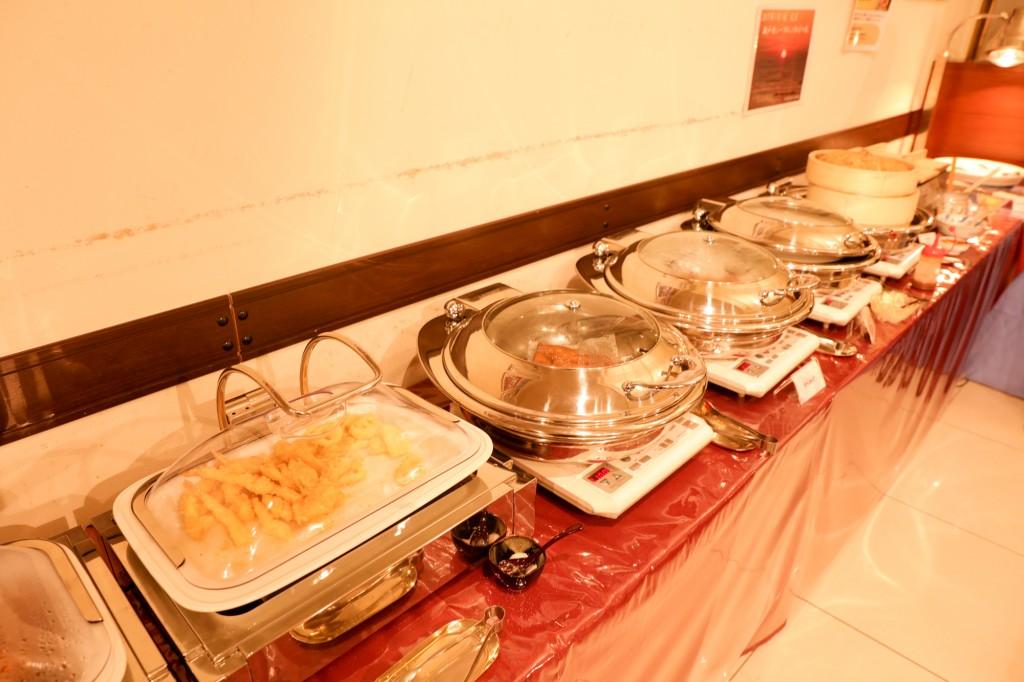 リブマックスリゾート瀬戸内シーフロント 夕食ビュッフェ1