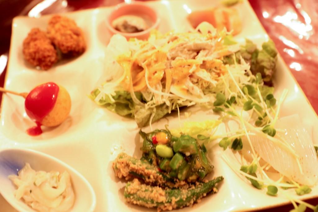 リブマックスリゾート瀬戸内シーフロント 夕食ビュッフェ3